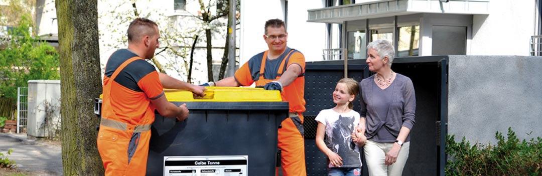 Prächtig Entsorgung von Abfällen - AWB Köln &SF_33